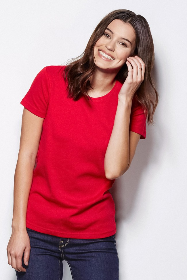 Stedman Womens//Ladies Comfort Tee AB274